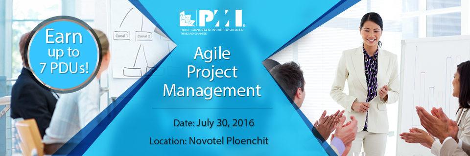 Agile Project Management: 1 Day Workshop